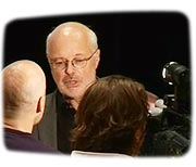 Thomas Krens / Press Conference / The Guggenheim Collection / Bundeskunsthalle Bonn / part 2