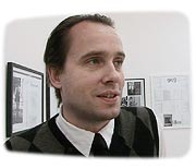 Interview with Michael Neff at Frieze Art Fair London
