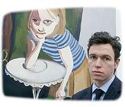 James Lindon / Victoria Miro Gallery / Interview at Frieze Art Fair