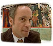 Interview with Gérard Goodrow / Art Cologne 2006 / part 2/2
