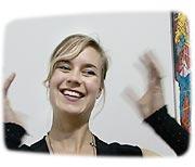 Helene Nyborg / Kunst Zurich / Interview