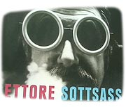 Ettore Sottsass - Work in Progress / Design Museum London