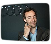 Audi interview with their designers the german car blog for Christian hoenig