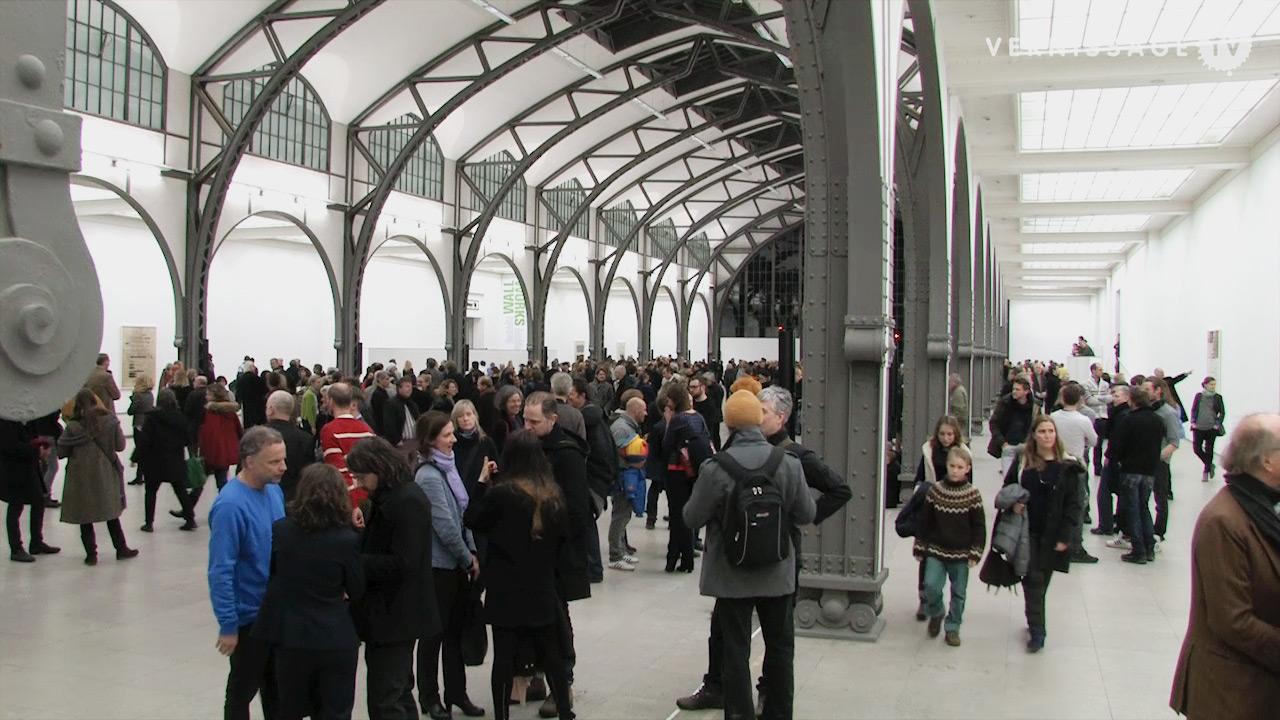 Susan Philipsz: Part File Score / Hamburger Bahnhof, Berlin / Interview