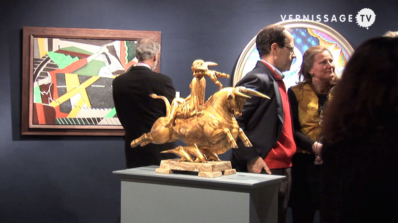 ADAA Art Show 2014, New York City