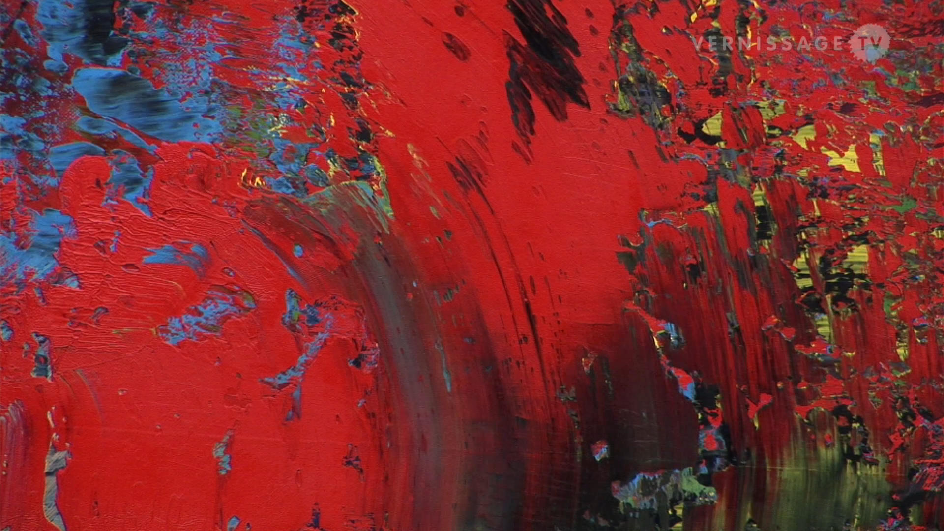 VTV Classics (r3): Gerhard Richter: Paintings from Private Collections (2008)