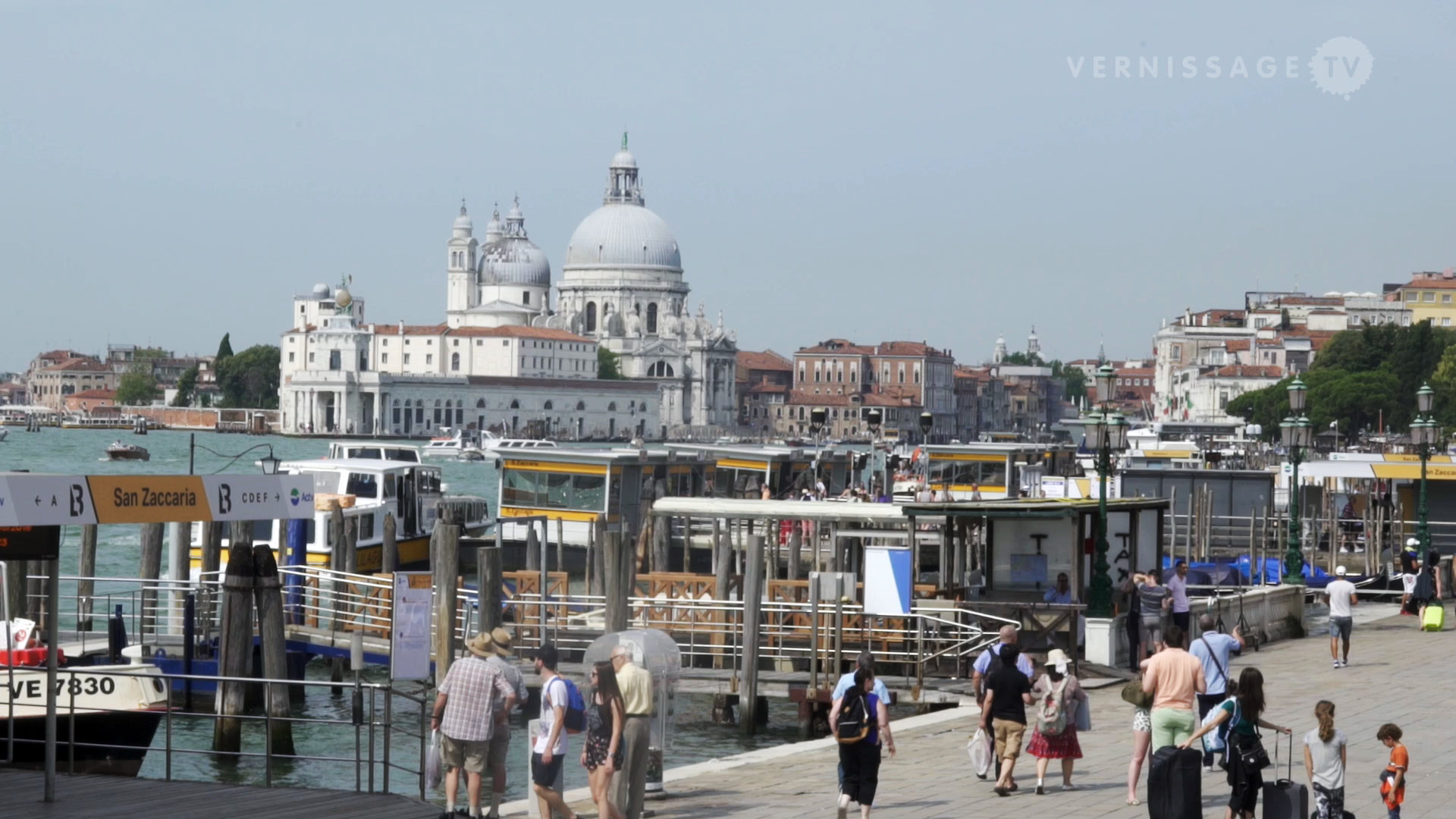 Vernissagetv art tv the window to the art world for Artisti biennale venezia