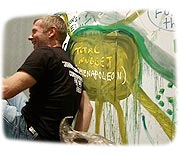 Jonathan Meese: Johnny Come Home / Contemporary Fine Arts / part 1/2