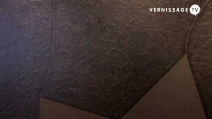 Alberto Burri: Black Cellotex. Luxembourg & Dayan, New York